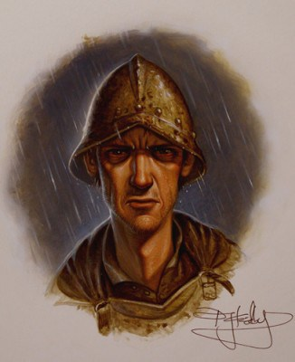 Sam Vimes by Paul Kidby