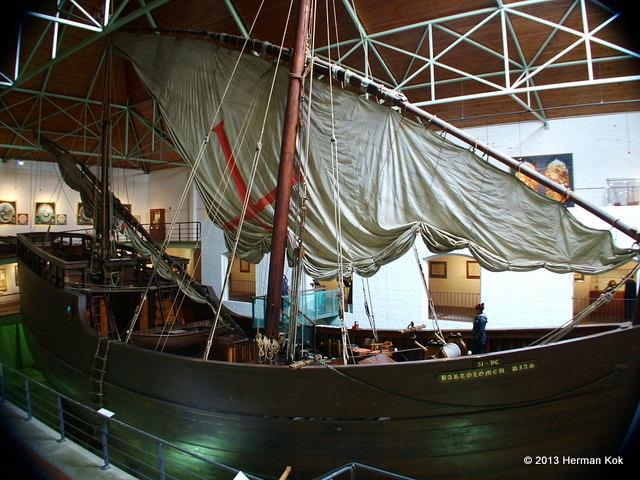 Bartolomeu Dias ship