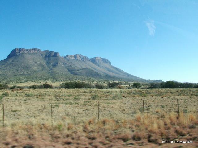 Karoo hill