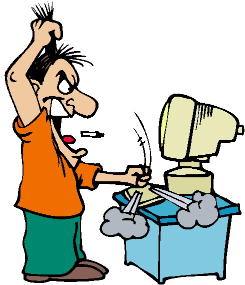 On resolving technical difficulties | if all else fails…use a hammer: https://kokkieh.wordpress.com/2013/08/22/on-resolving-technical...