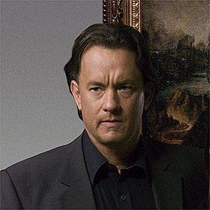Forrest Gump as Robert Langdon in The Da Vinci Code