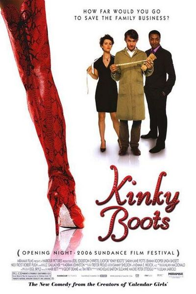 Kinky Boots movie poster