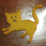 Foam cat