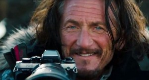Sean Penn in The Secret Life of Walter Mitty