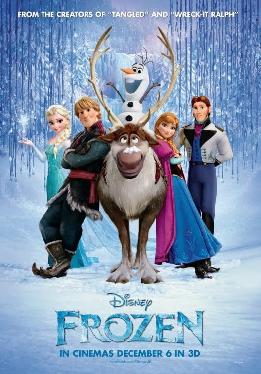 Disney's Frozen Poster