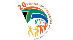 South Africa 20 years of freedom