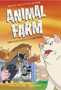 Animal Farm 1954 DVD cover