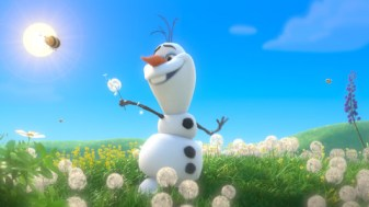 Frozen Olaf Summer