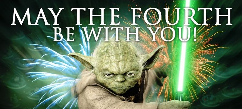 Star Wars Day Yoda