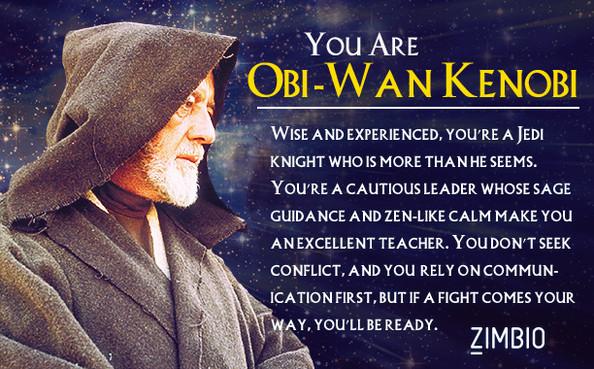 Obi-Wan Kenobi profile Zimbio