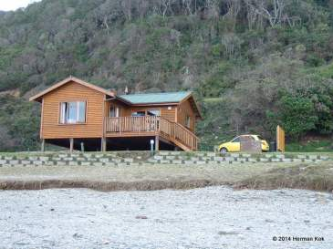 Storms River Mouth Cabin