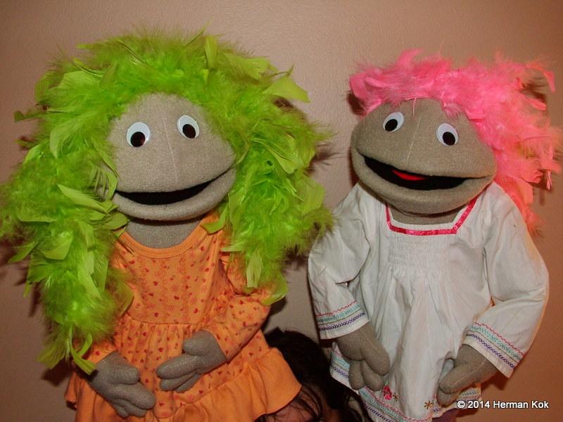 Puppets - Girls