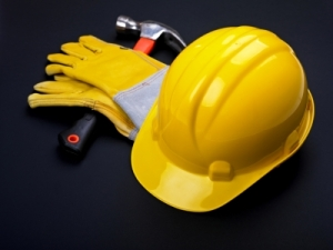 Hard Hat and Hammer