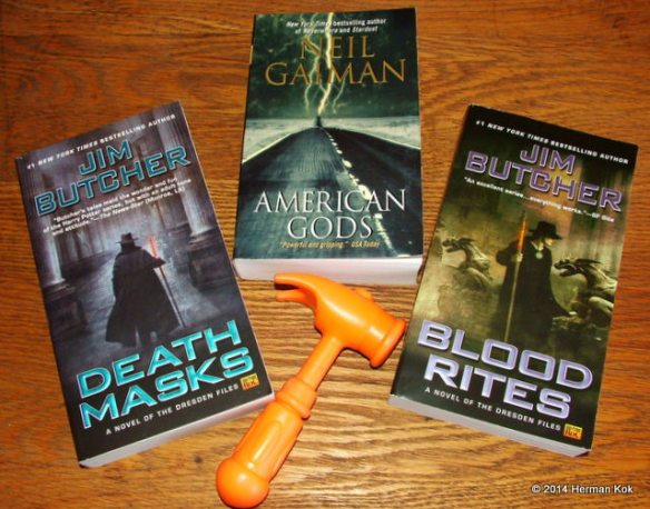 Death Masks, American Gods and Blood Rites