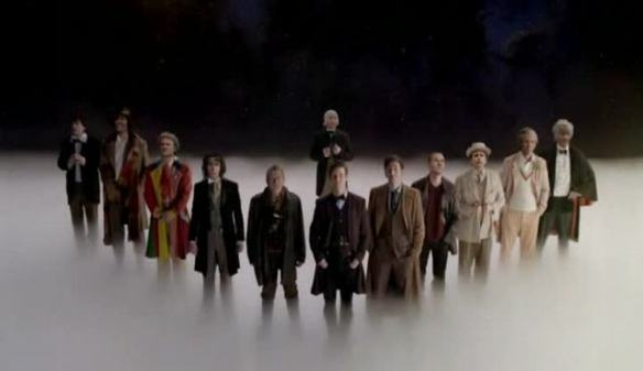 Doctor Who Anniversary
