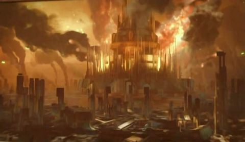 Gallifrey Falls No More