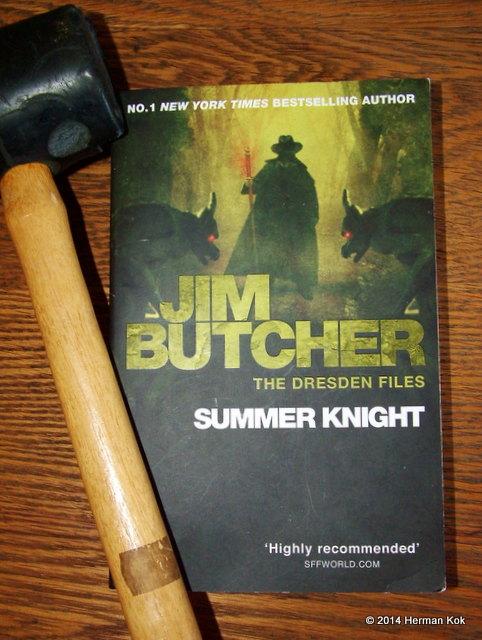 Summer Knight by Jim Butcher