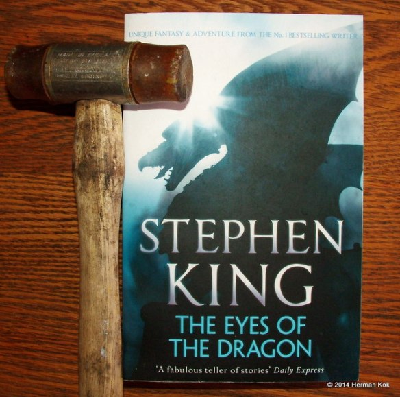 KokkieH Reviews The Eyes of the Dragon by Stephen King
