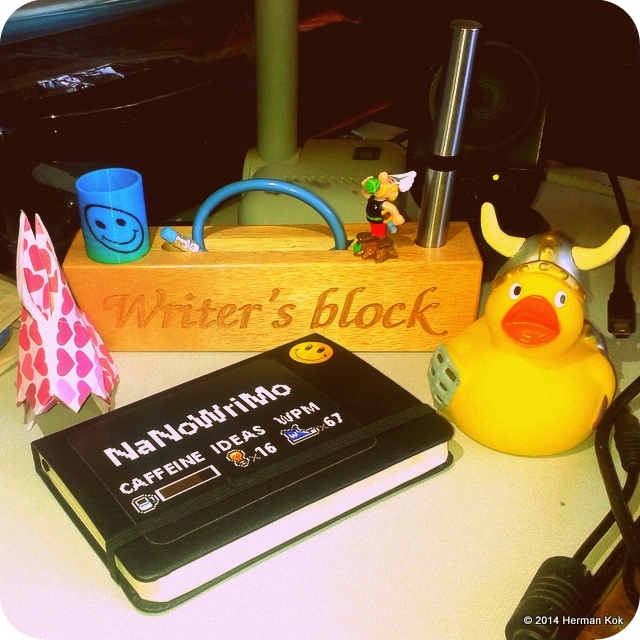 Team NaNoWriMo