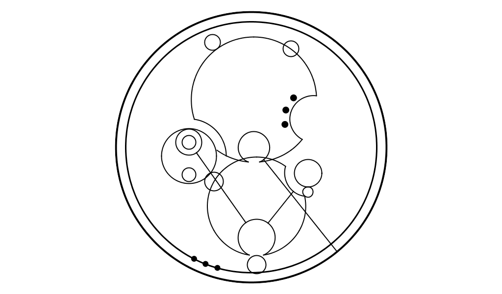 Gallifreyan text
