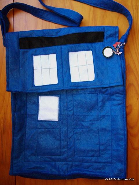 TARDIS bag