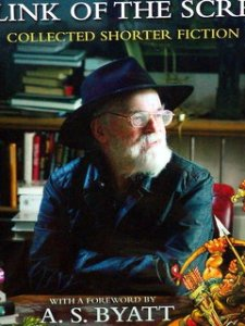 Sir Terry Pratchett, cropped from cover of A Blink of the Screen