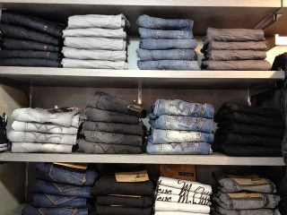 On shopping for clothes (2/3)