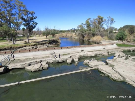 Weir Dry 2
